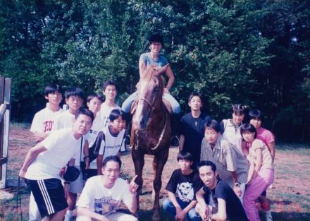 1999 乗馬