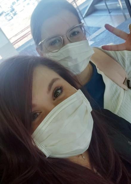Blair & Nikki-Going to Gifu