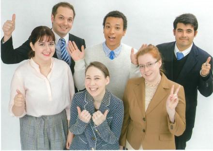 Hello's American teachers